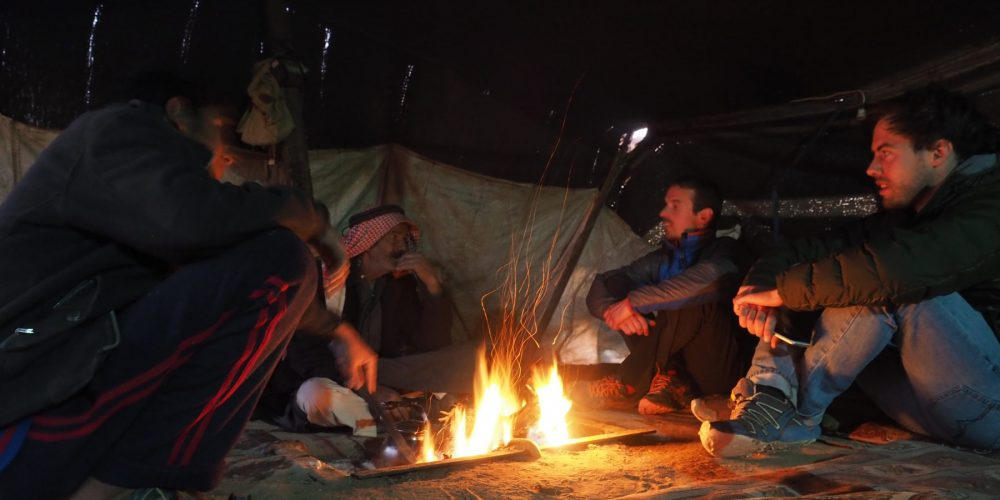 Bedouin Accommodations