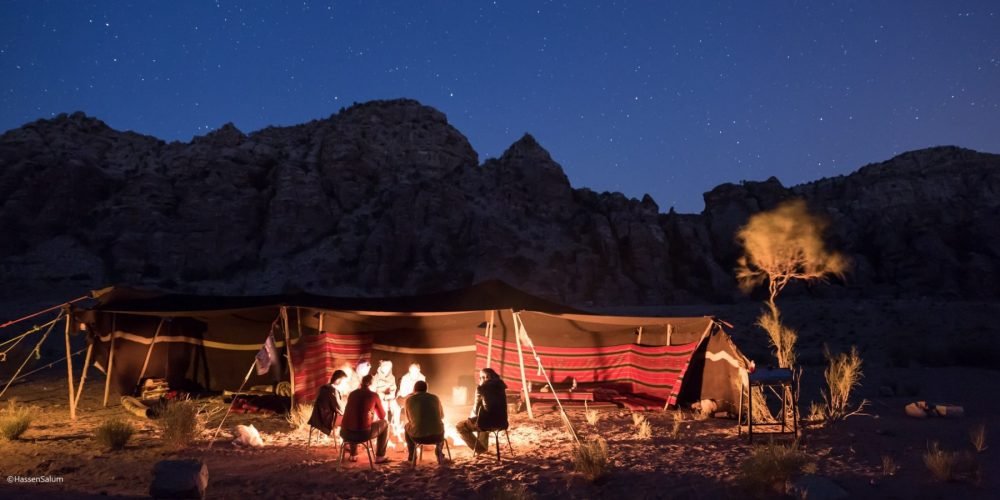 Starry Night Wadi Rum